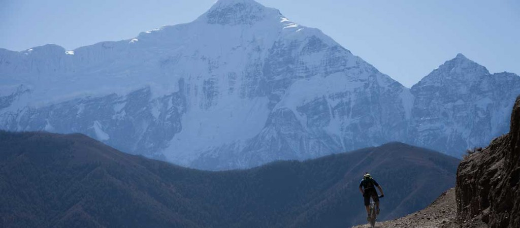 Mountain biking adventure in the Himalayas of Nepal, H+I Adventures partners with Global Rescue