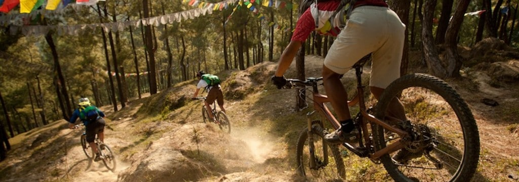 Mountain biking Kathmandu Valley Nepal, read rider reviews
