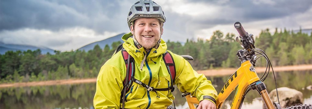 Our guide Chris discusses his love for all things Yeti and the love of bike