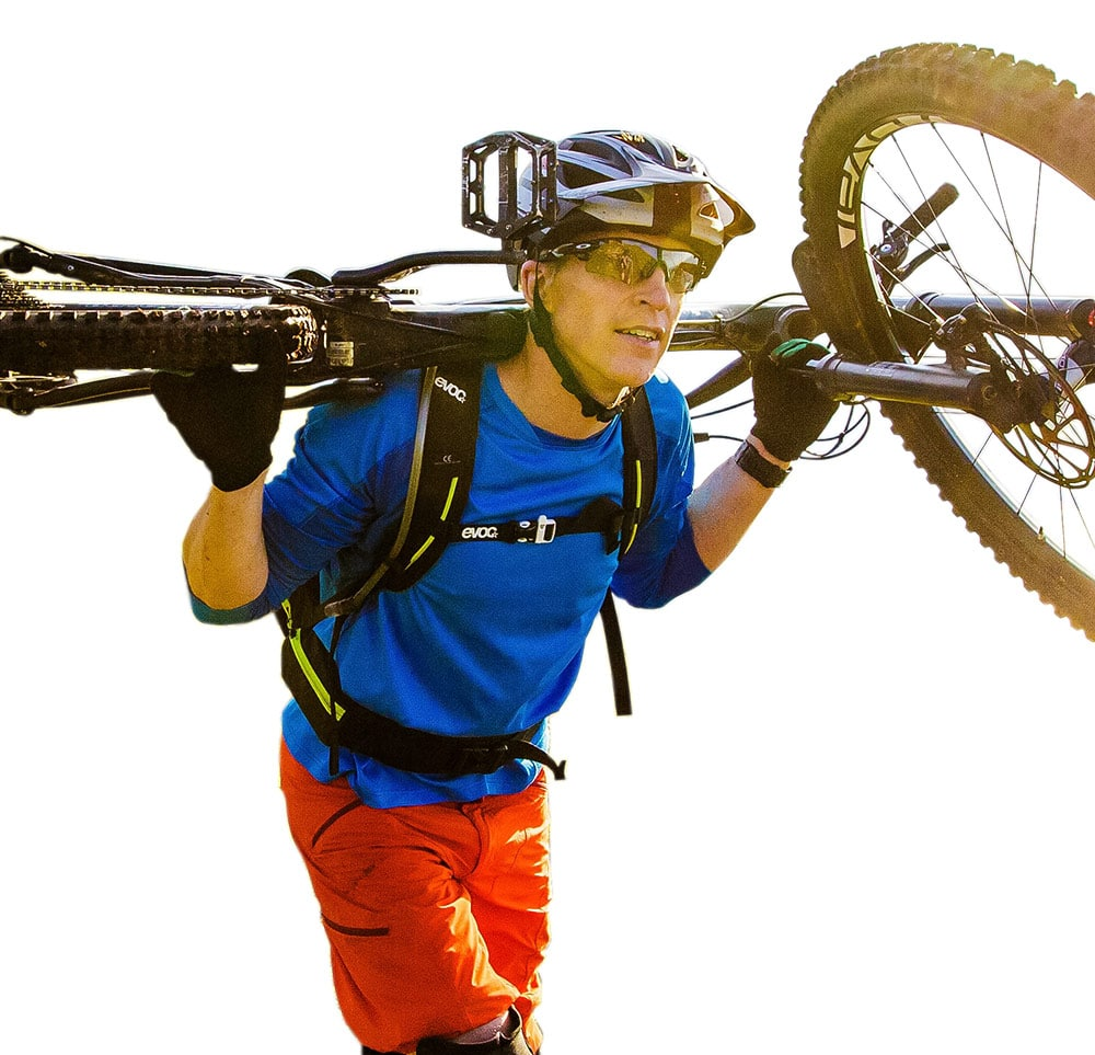 Martin Rødahl, your local mountain bike guide in Norway