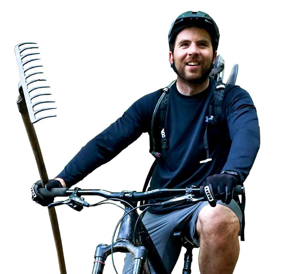 Meet Marko your mountain bike guide in Slovenia