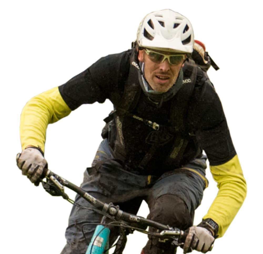 Meet Ole your mountain bike tour guide in Norway