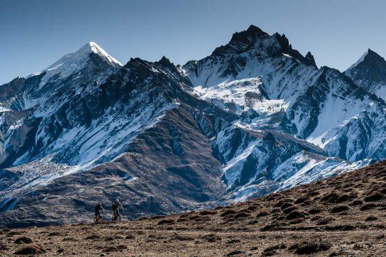 Mountain bike tour Nepal - rugged and raw