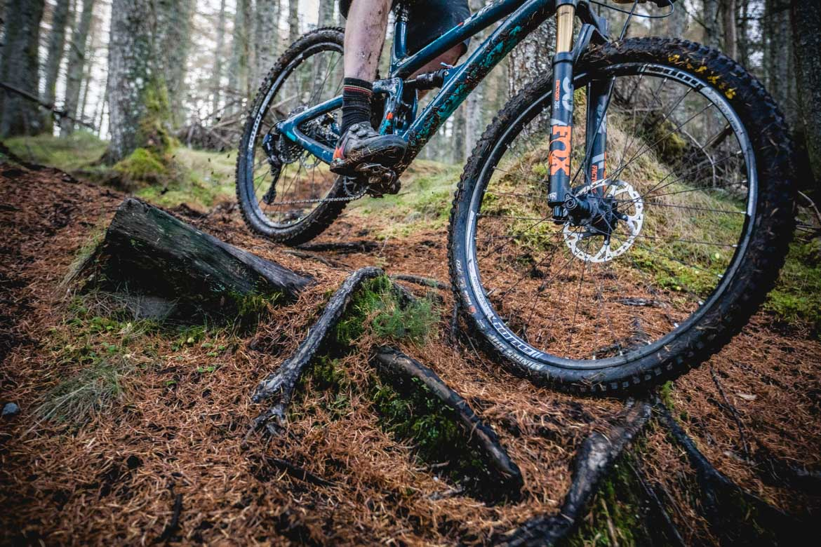 How to Ride Wet Trails on a Mountain Bike which is one of our best mountain biking tips blog.