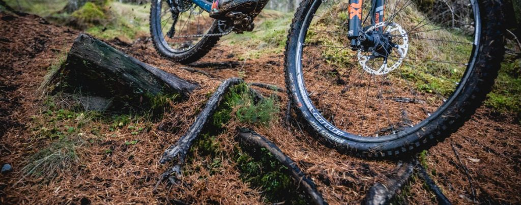 How to Ride Wet Trails on a Mountain Bike