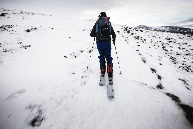 Jono Baldwin, Cairngorms, snow