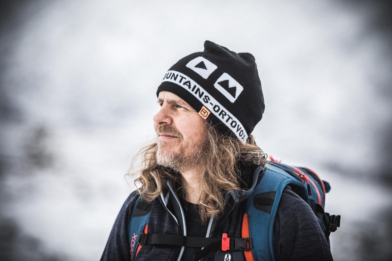 Jono Baldwin mountain guide Scotland
