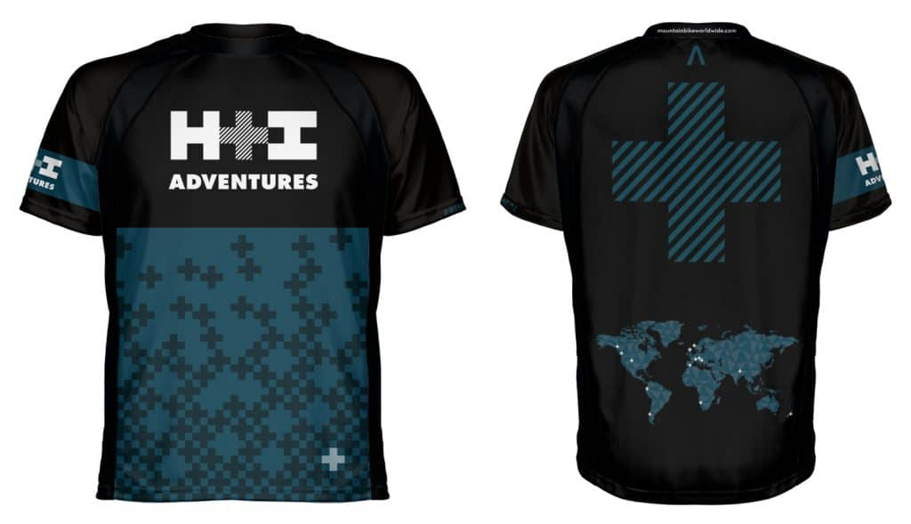 H+I Adventures Ride Shirts