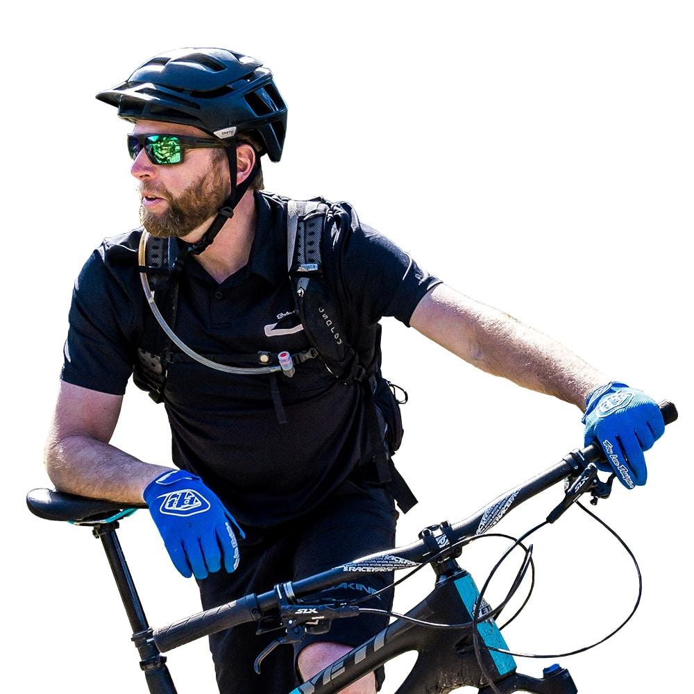 Colin Mabbett - your mountain bike guide in Colorado
