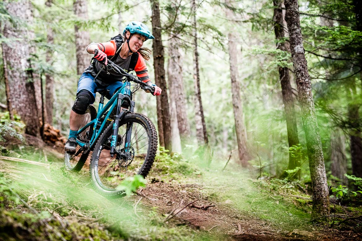 British Columbia in photos throws up perfect trails and huge smiles