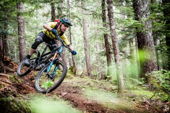 H+I Adventures have been running MTB holidays in BC, Canada for a number of years, and Shaun loves it!