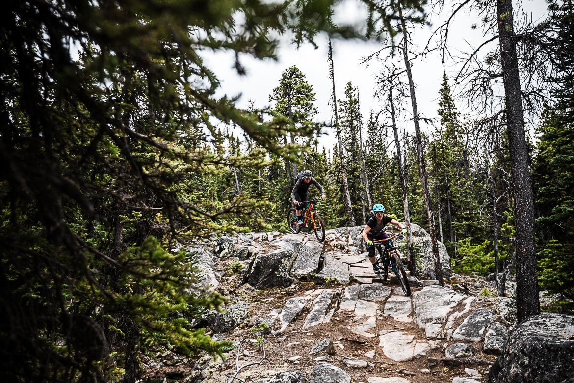 the Yukon in photos captures MTB perfection on this H+I adventures tour