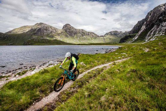 Finding singletrack flow on the coast-to-coast Scotland MTB holiday