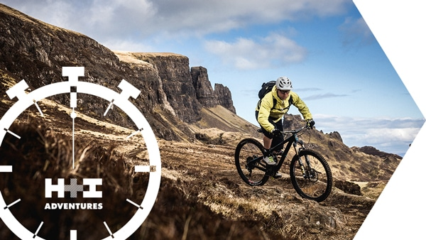 Ultimate Yeti SB55 mountain bike - master the attack position