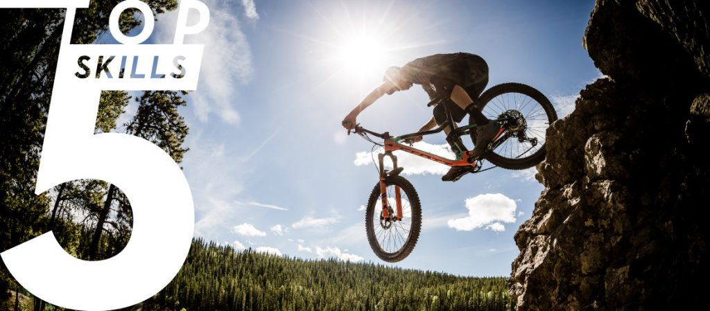 Mountain biking tips - our top 5 skills