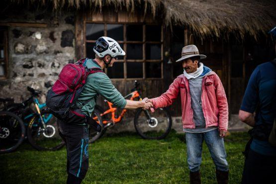 MTB tour Ecuador