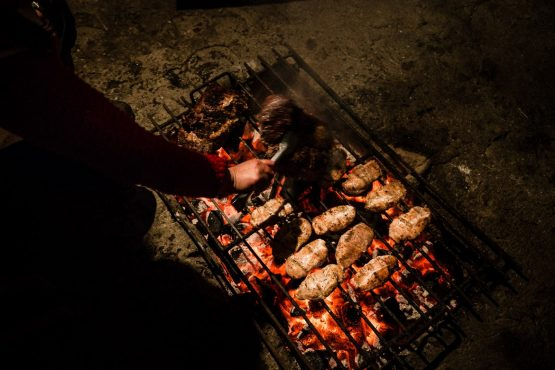 Your MTB vacation in Ecuador comes with local feasts