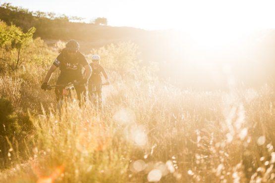 Sundowner - Mountain bike tour Spain