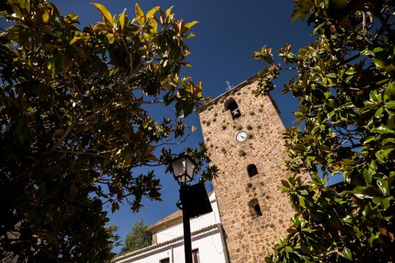 Taking in the quaint villages of a Mountain bike tour Spain