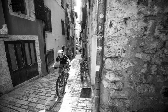 E-MTB vacation in Croatia - E-bike riding