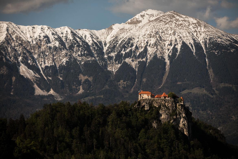 E-MTB tour of Slovenia Lake Bled