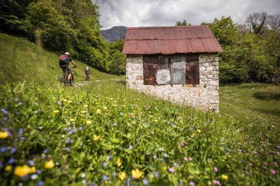 E-MTB tour of Slovenia mountain huts