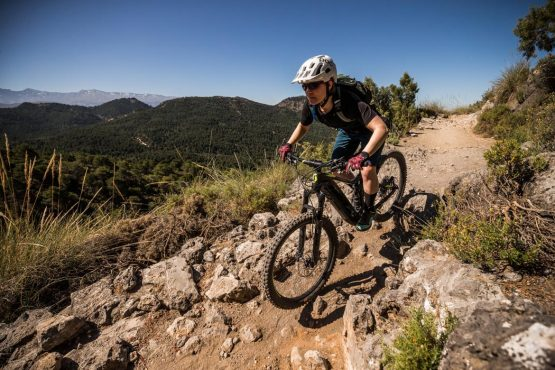 E-MTB tour of Spain provides plenty of descent