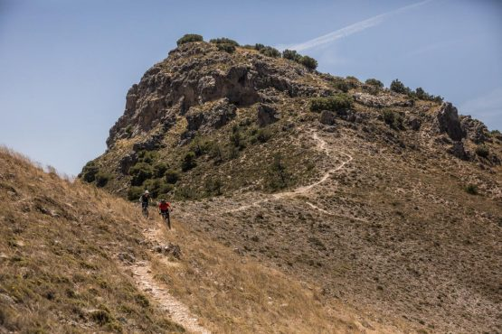 E-MTB tour of Spain long descents