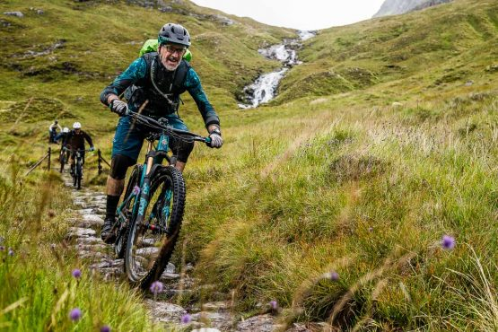 Highland Odyssey Mountain Bike Tour