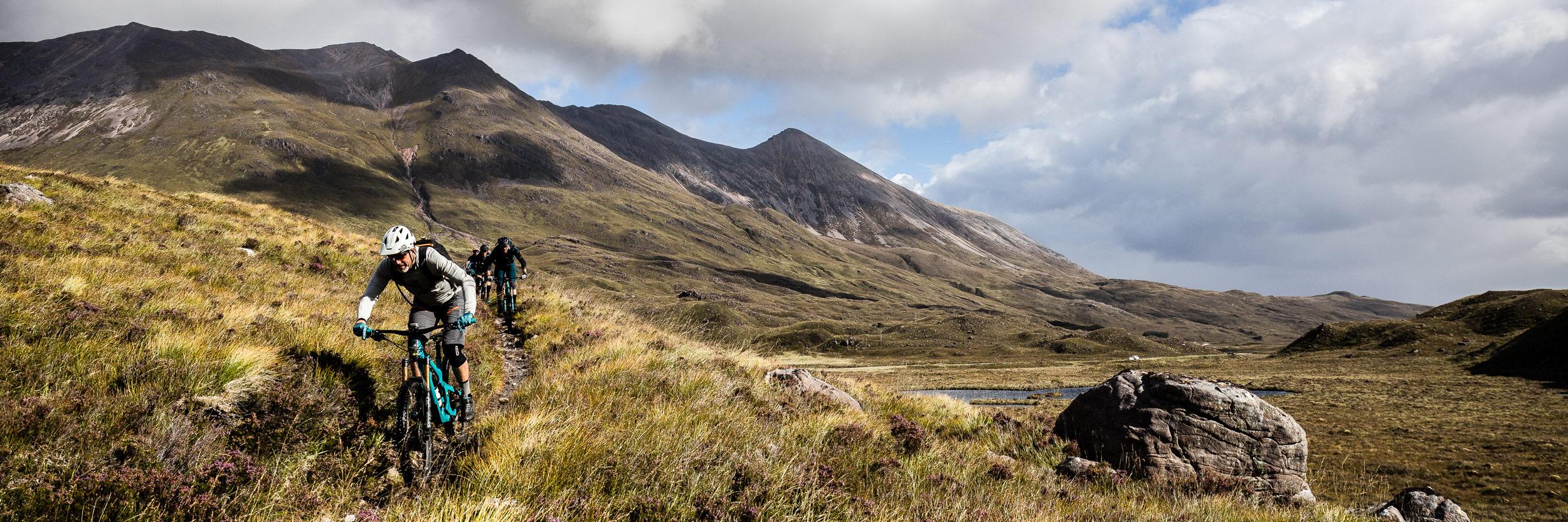 Mountain bike tours - The Highland Odyssey, Scotland