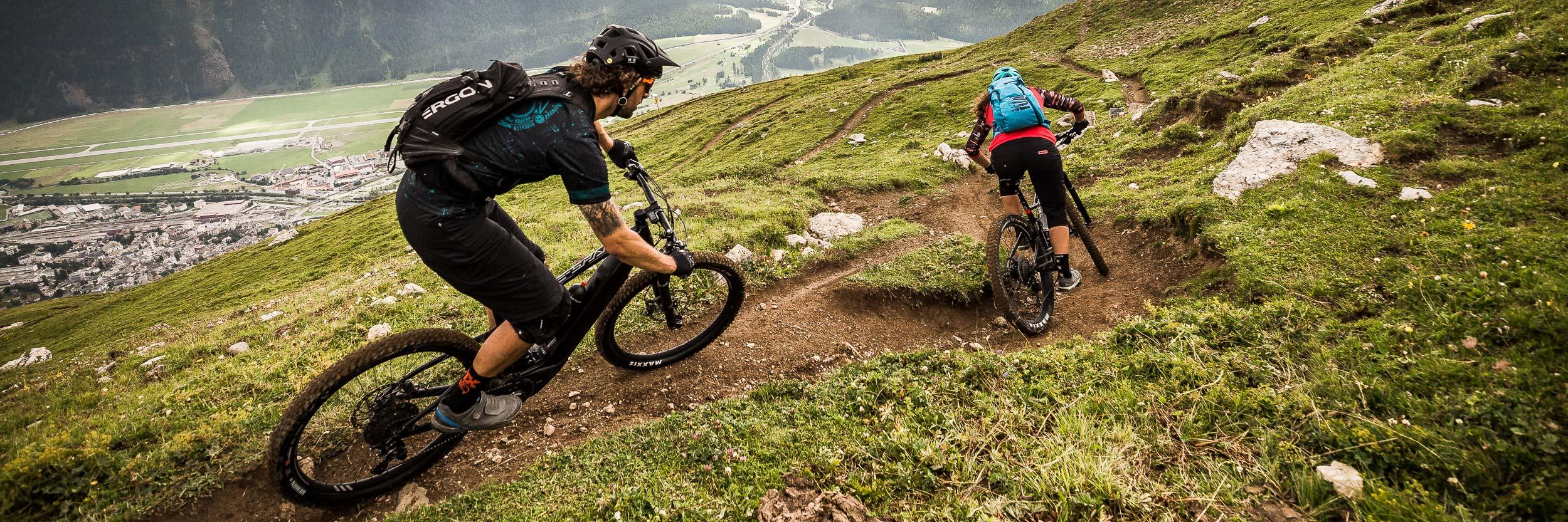 Mountain bike tours - meet your guide Dave