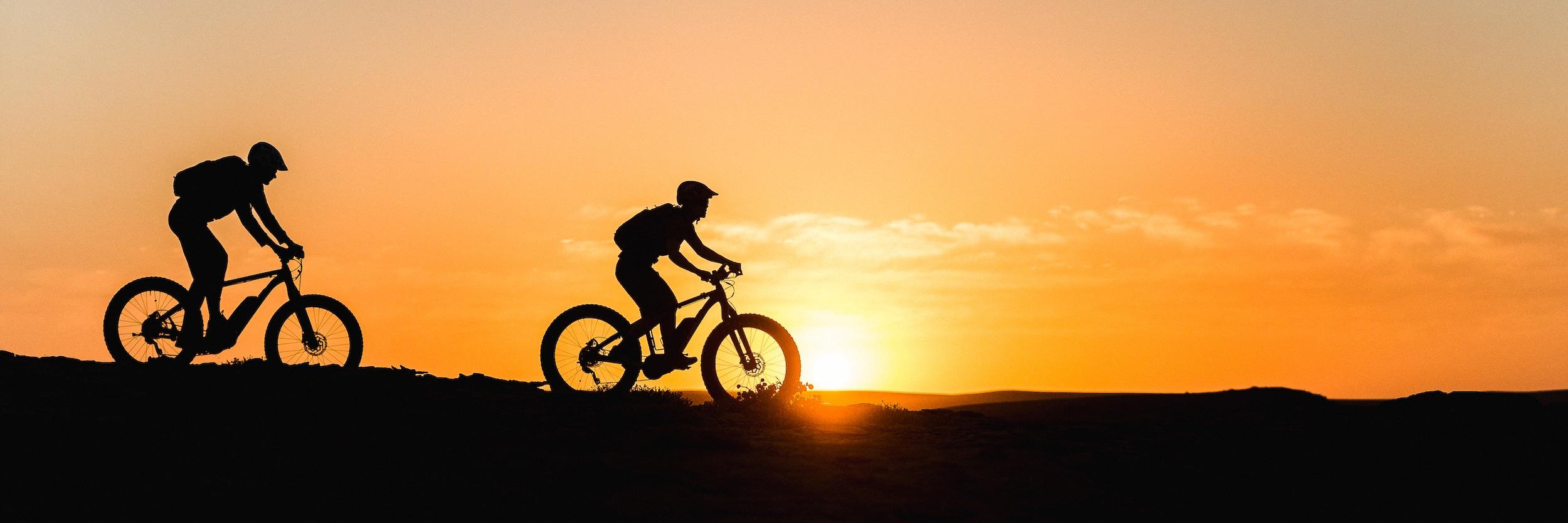 E-mountain bike tours worldwide