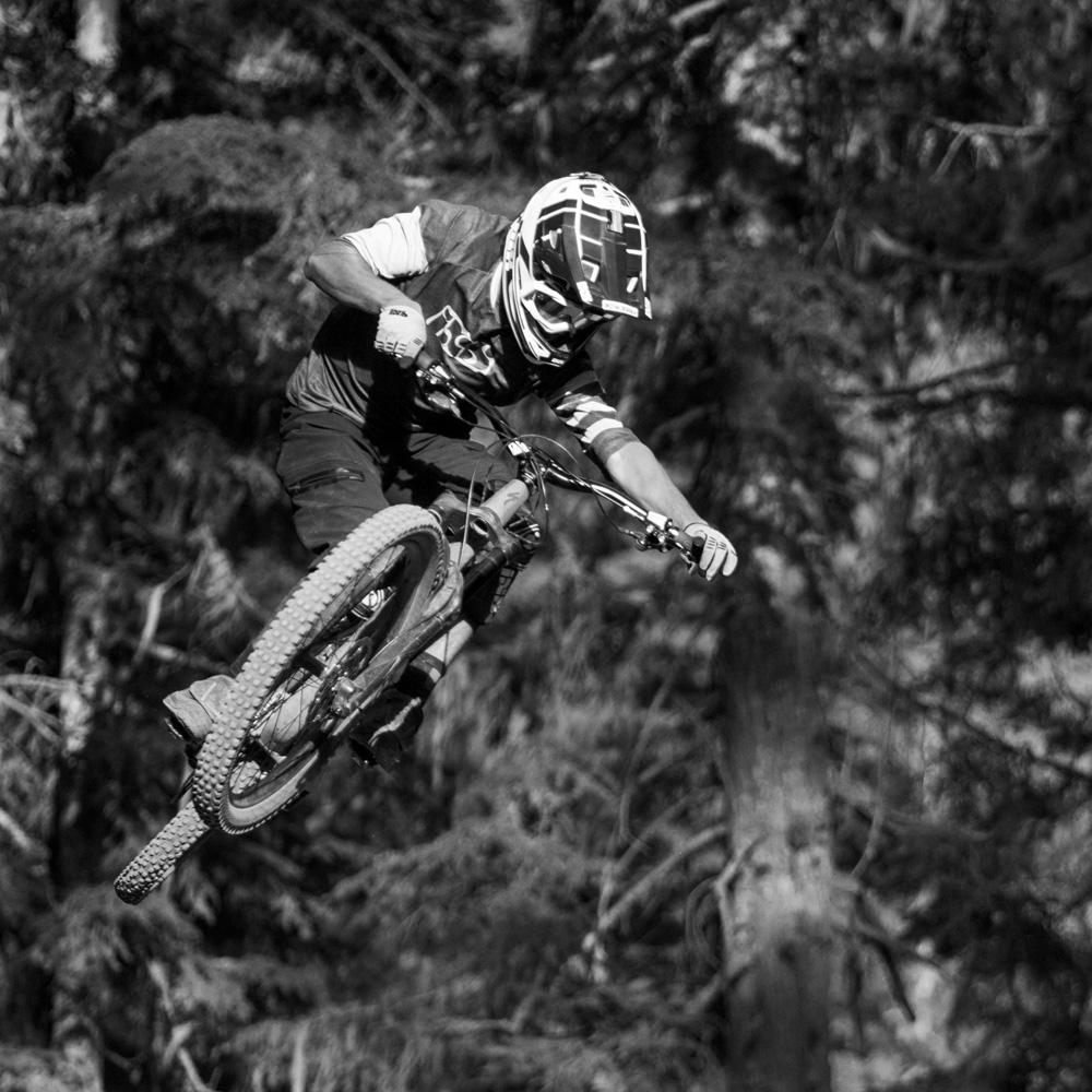 Mountain bike guide in Madeira - John Fernandes