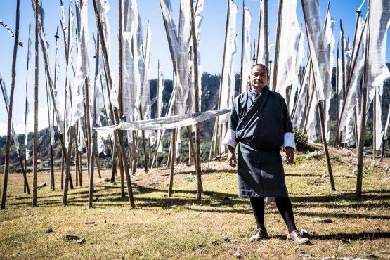 Mountain bike tour Bhutan cultural moments