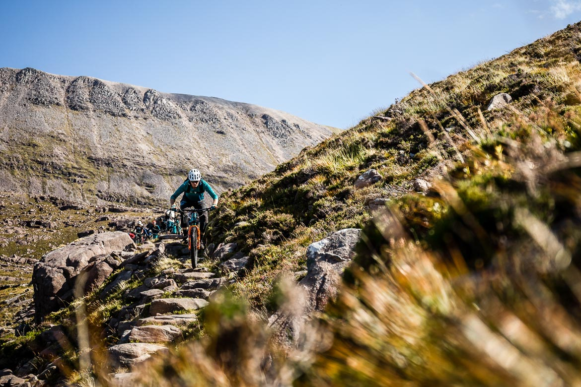 Sustaianble trails in Torridon