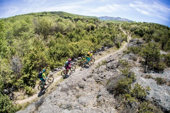 Mountain biking tour Croatia