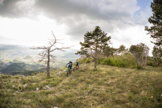 Mountain bike tour Croatia