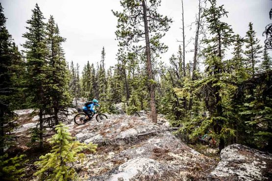 MTB adventures in the Yukon Canada