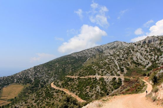 Miles of bike trails, E-MTB Tour Hvar Island