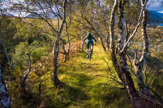 Hidden trails, MTB tour Skye + Raasay