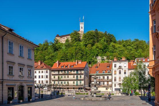 Postcard perfect Ljubljana, MTB + Wine Tour Slovenia