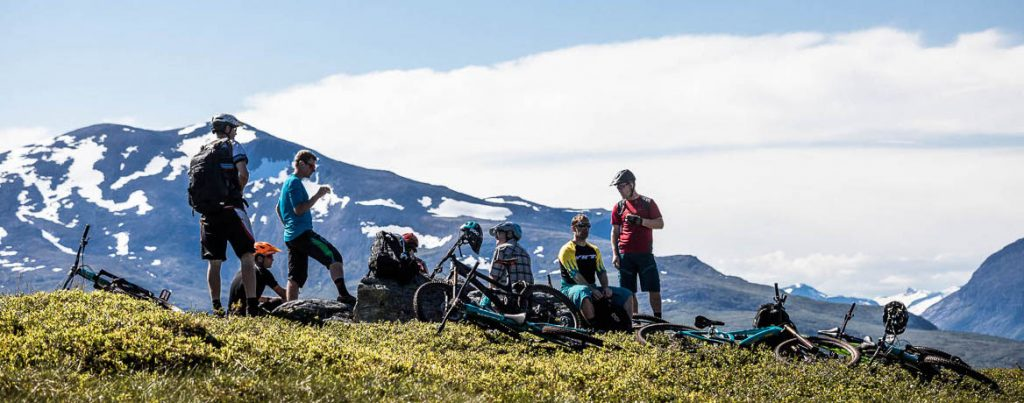 Top 5 adventures, MTB Norway